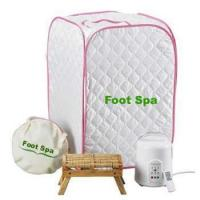 Quality china Foot Steam Sauna,Foldable Foot Steam Sauna,Portable Foot Sauna GE-ST02 for sale