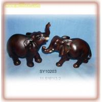 Buy cheap SY10203 Antique Elephant Figurine from wholesalers