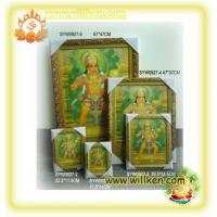 Buy cheap SYW0927 3D Hindu god picture frame(Hanuman) from wholesalers