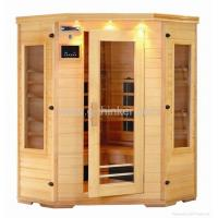 Quality Shower Panel Infrared Sauna Room: ISR-041-3 for sale