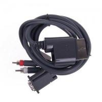 """Quality Microsoft XBOX 360 6"""" AV HD video VGA Cord and Optical Cable for sale"""