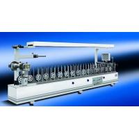 Quality Profile wrapping machine(Cold glue) for sale