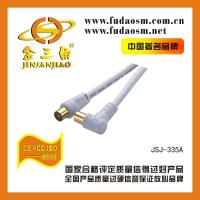China J-3351 TV RF Cable(9.5TV/M-9.5TV/M) on sale