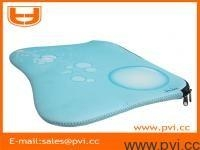 Buy sky blue fashionable laptop bag at wholesale prices