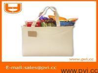 Quality Double Pocket Canvas Tote for sale