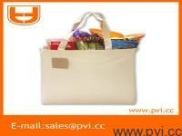 Buy Double Pocket Canvas Tote at wholesale prices