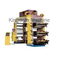 Quality High Speed 6 color Flexo Printing Machine for sale