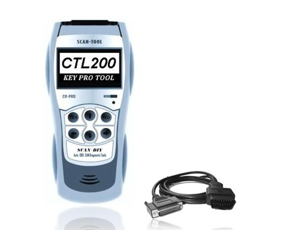 Obd2 Code Scanner Cr Pro Ctl200 V1 3 Scan Tool Code Reader For Chinese Cars For Sale 15247884