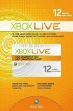Buy Microsoft Xbox Live 12 Month Gold Subscription Card at wholesale prices