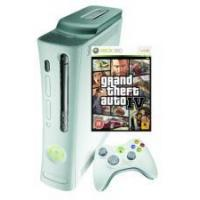 Microsoft Xbox 360 Premium Console with 60GB HDD and Grand Theft Auto 4