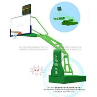 Buy cheap Remote Controlled Electro-hydraulic Basketball Backstop from Wholesalers