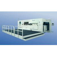 China Semi-Automatic Diecutting and Creasing Machine with Stripping Station on sale