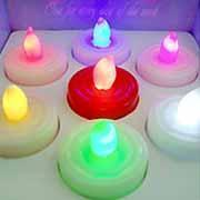 Quality Item nameFlash candle for sale
