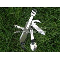 Buy cheap Products:multi-function tableware,dinnerware,pocket knife,utensil kit,combined tool from Wholesalers