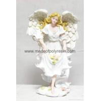 China Resin Fairy/Angel Statue on sale