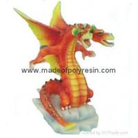 Quality polyresin dragon,resin dragon statue,dragon crafts for sale