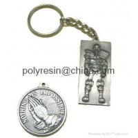 Quality polyresin keychain,keychain souvenir gifts for sale