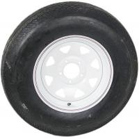 China Tyres & Wheels ST205/75-D15 Bias Ply Trailer Tire and Wheel, 5 on 5 on sale