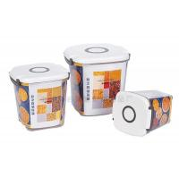 Quality FOOD CONTAINER JX-0606L M S for sale