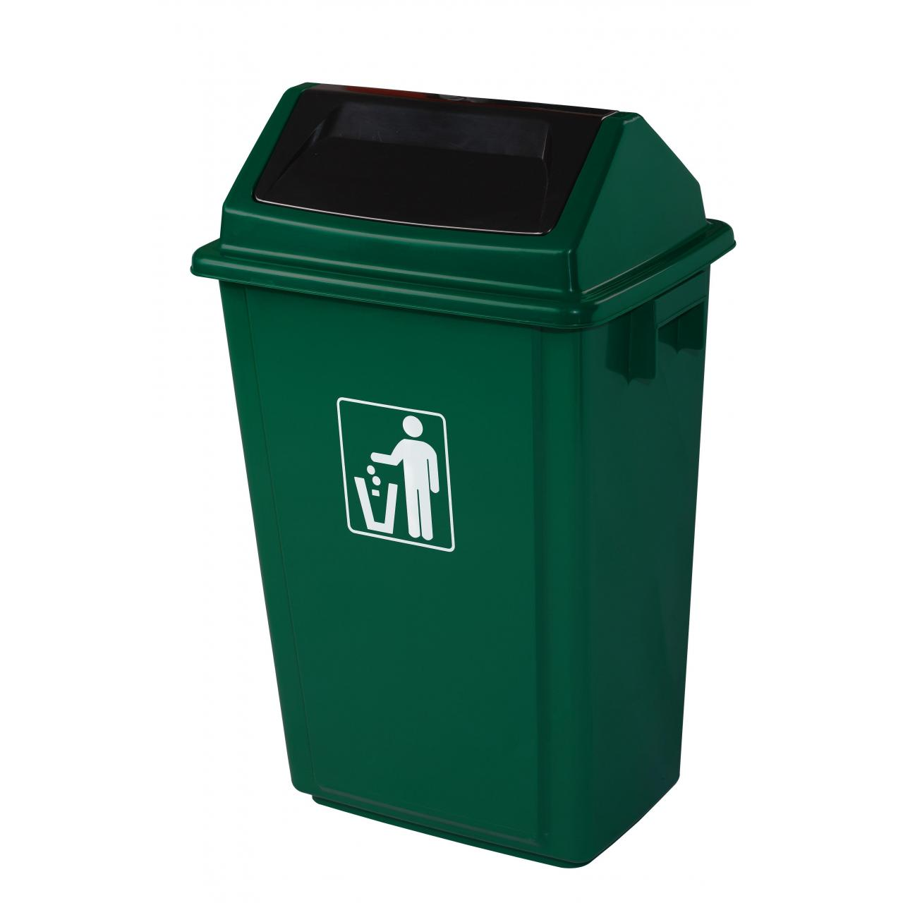Buy cheap 3#Turning cover garbage bin from Wholesalers