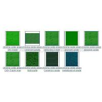 how to make chromium oxide green