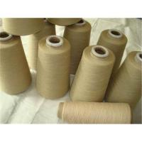 Quality Natural coloured cotton yarn for sale