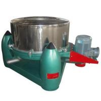 Quality SS three-column top discharge centrifuge for sale