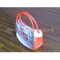 plastic bag PVC /package bag / present bag