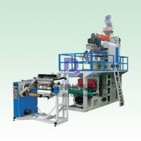 Quality XSJ-L Series-cooled, tubular film blowing machine (automatic winder) 1010-2 for sale