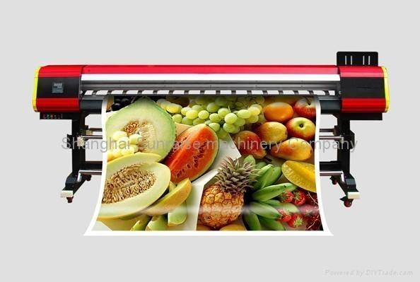 Buy piezo inkjet printer machinery jv-339 at wholesale prices