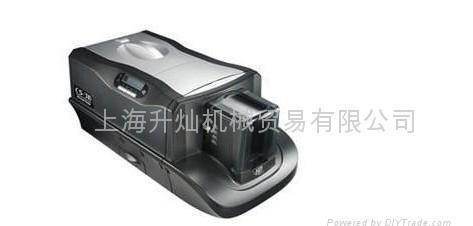 China single side card printer