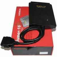 Buy cheap launch super16 diagnostic interface from Wholesalers