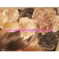 Quality Hand tied weft hair extension Manufacturer,Supplier for sale