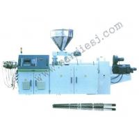 Quality The SJS Twin Conical Screw Extruders for sale