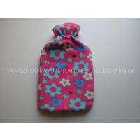 Buy cheap hot water bottle cover from Wholesalers