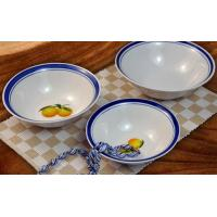 Buy cheap B6322009 3pcs decaled bowl set from Wholesalers