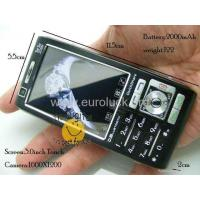 Buy cheap T800+ Quad band Dual SIM TV Mobile Phone 5.0 Megapixel from wholesalers