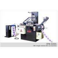 Quality Hot Stamping / Die Cut Machine SPM-420DL for sale