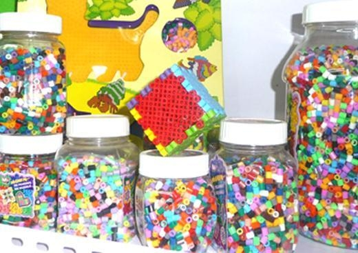 Buy FUSION BEADS iron bead in the pot at wholesale prices