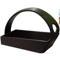 Buy cheap Leather wine box from Wholesalers