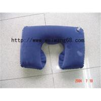 Buy cheap Inflatable pillow , PVC pillow from Wholesalers