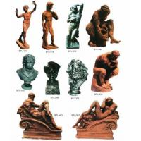 Buy cheap Cast Iron Sculpture from Wholesalers