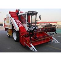 China Soy Bean Combine Harvester 4L-1.0 Soybean Combine Harvester on sale
