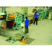 Quality DKH Cut To Length Line(Decoiling -straighten-cut to length-stacking) for sale