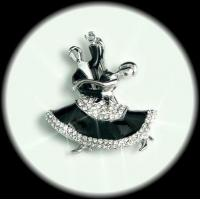 Quality Brooches Strictly Dancing Model :BH-0006 for sale