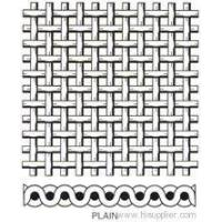Plain Dutch Woven Wire Cloth