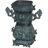 Quality Bronzecategory T1408 Qingong pot for sale