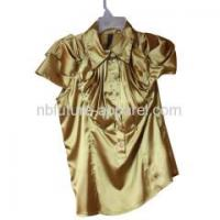 Products List Solid Charmeuse Blouse