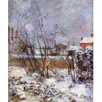 Impressionist(3830) Snow, Rue Carcel