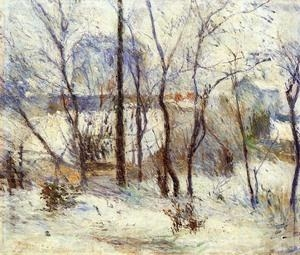 Buy Impressionist(3830) Snow at Vaugirard at wholesale prices
